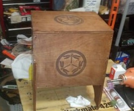 How to use a CNC Router at Techshop to build a simple 6 board chest out of a 2* 4 foot quarter sheet of half inch thick Birch plywood. I did it at Techshop! Did I say Techshop!