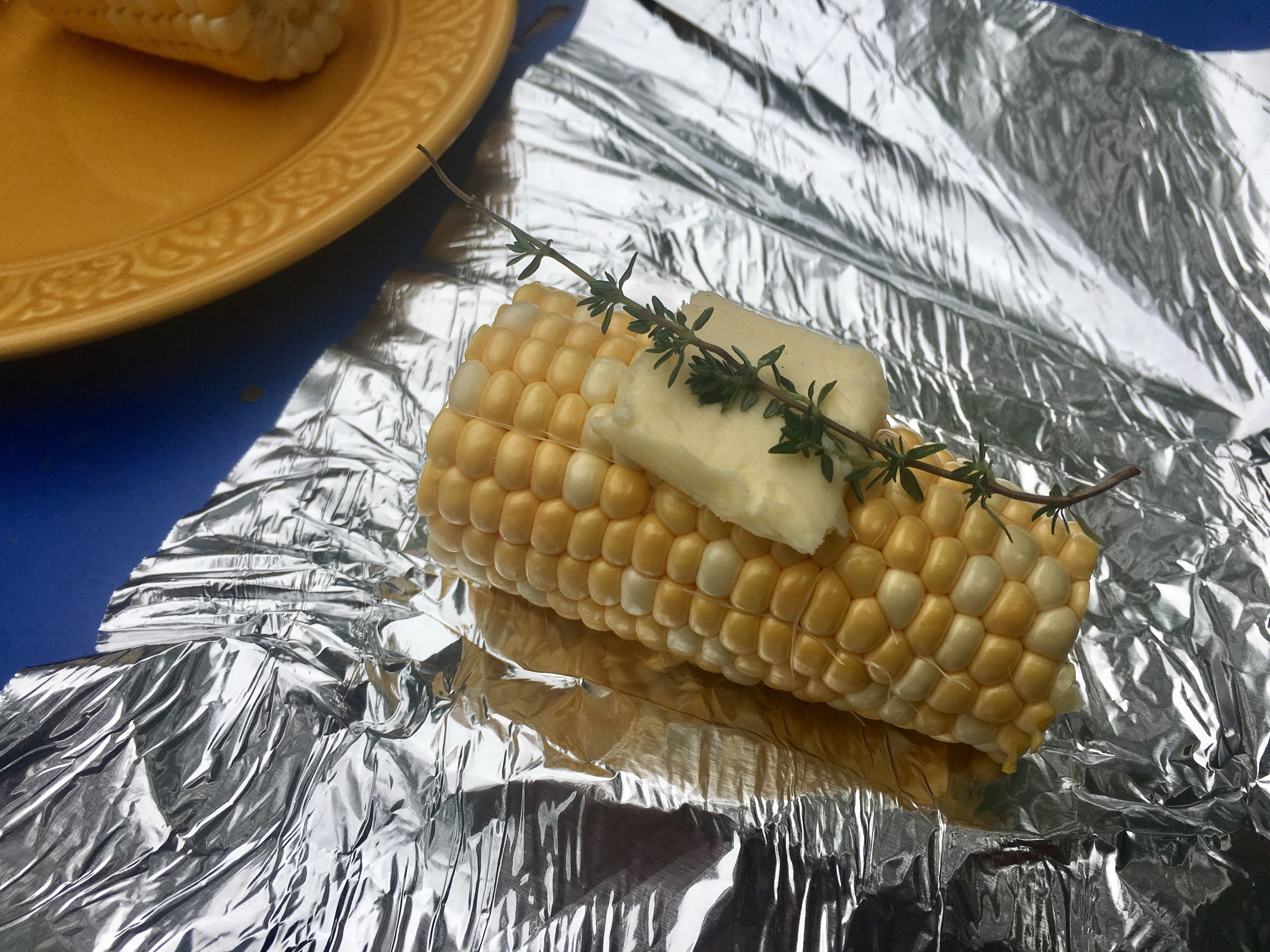 Picture of Apply Butter, Herbs, and Wrap It Up!