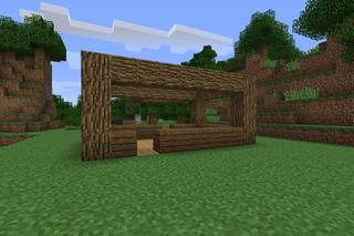 Super Simple Survival Log Cabin 9 Steps Instructables