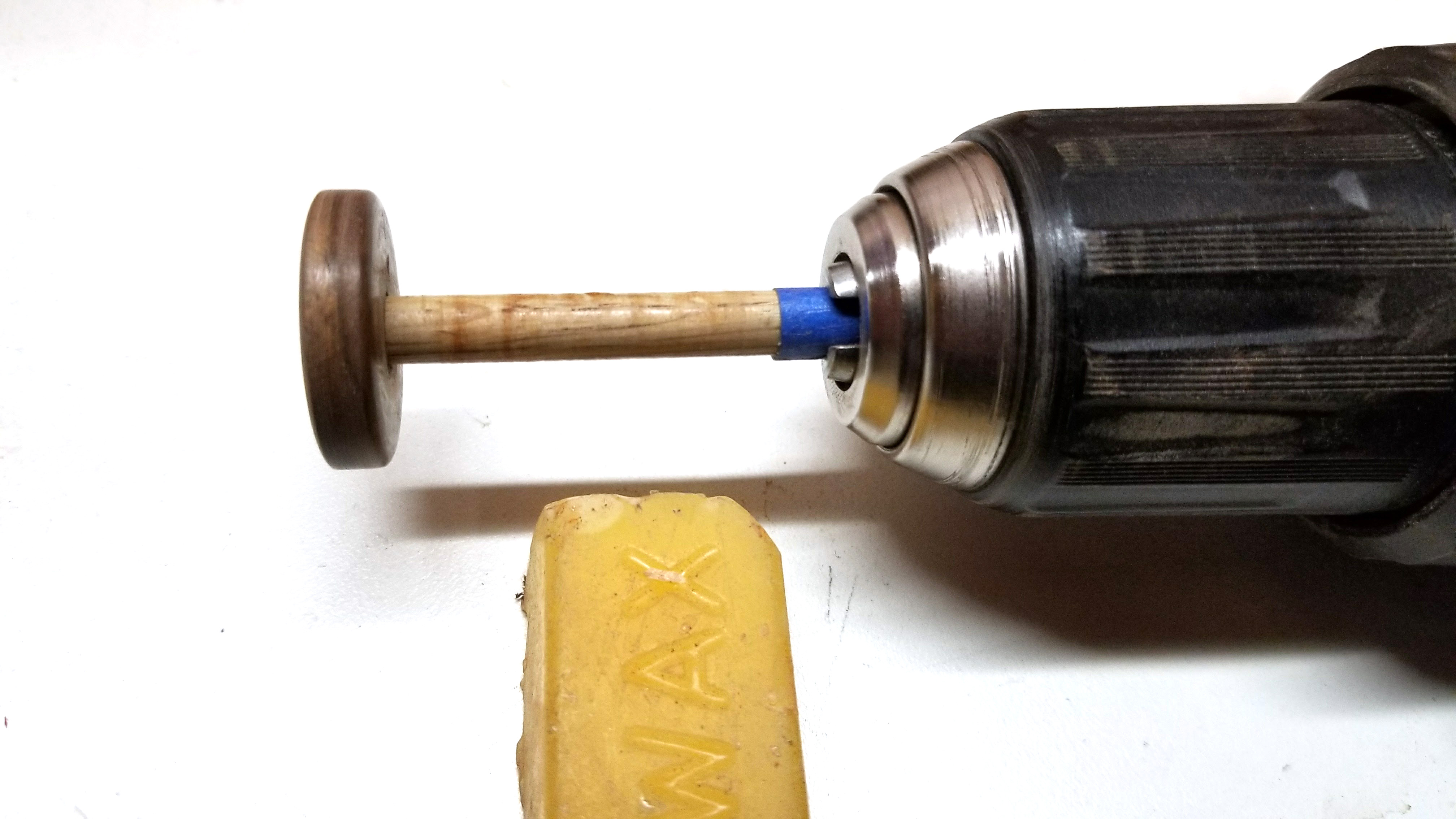 Picture of Lubricate and Instal Axles and Wheels