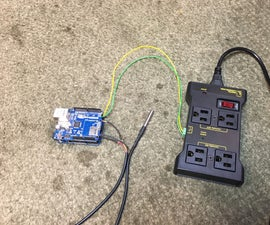 Arduino Component Restarter with Temp Output using Cayenne