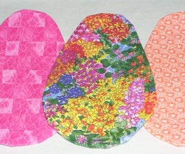 Round Shapes for Applique the Easy Way