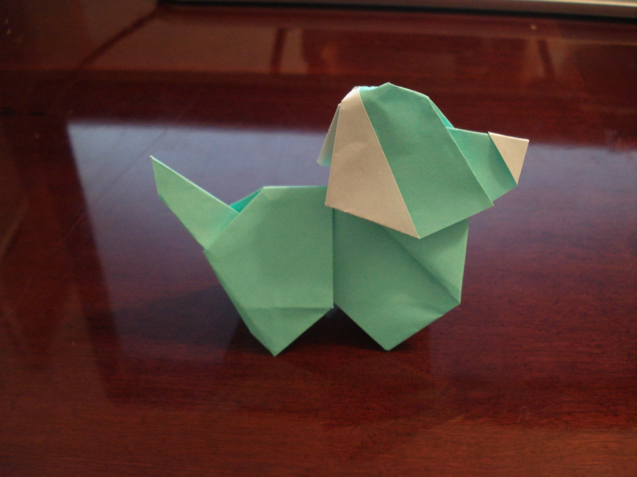 Dog(face) | Origami instructions for kids, Easy origami animals ... | 1536x2048