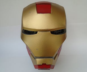 Build an Iron Man Helmet for Cheap!