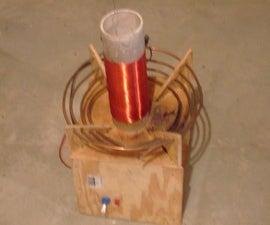 Step by Step Plans to Building a 250,000 Volt Tesla Coil