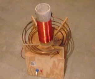 Step by Step Plans to Building a 250,000 Volt Tesla Coil. (REVISED VERSION)