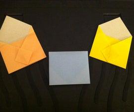 Mini Origami Envelopes