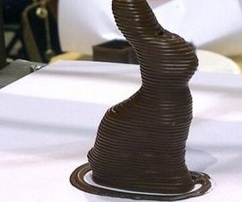 Chocolate Extruder for Ultimaker