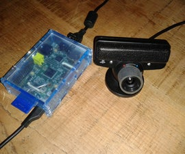 Raspberry Pi remote webcam
