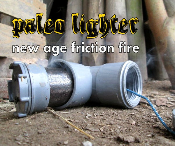 Paleo Lighter - UPDATED!