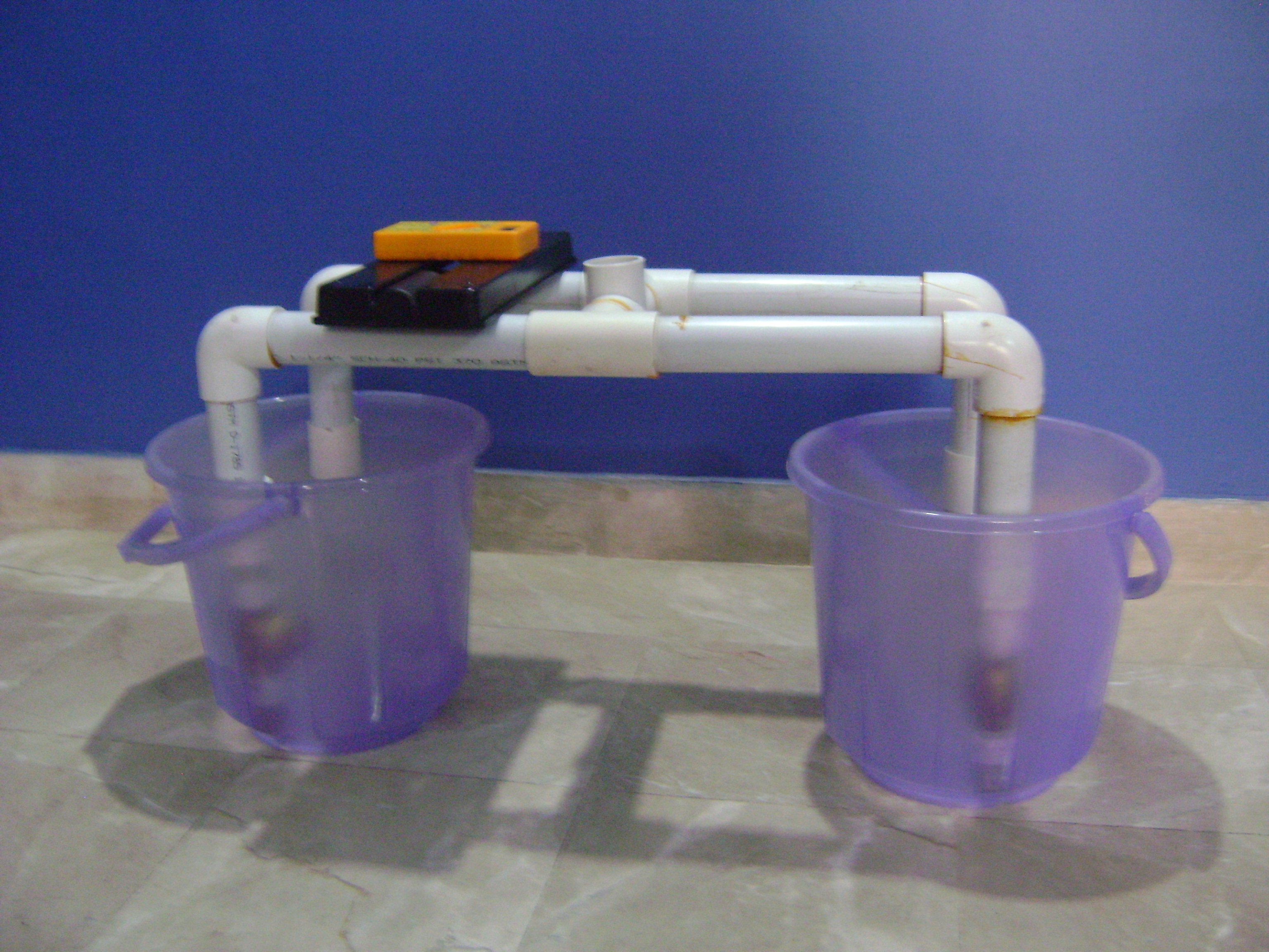 Picture of How to Make a Siphon Wave Generator