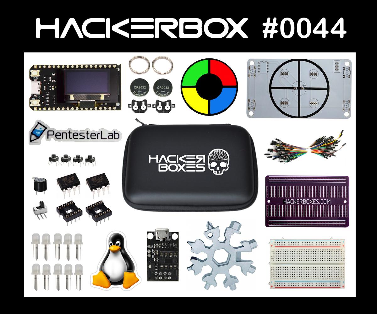 Hackerbox 0044 Pcb 123 13 Steps