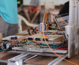 Build Your Own High Resolution, Low Cost 3D Printer