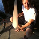 Small Wind Turbine Blade (6 Foot dia.)