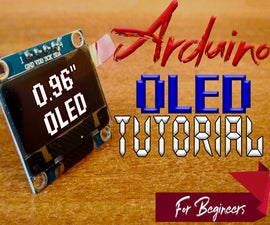 OLED I2C DISPLAY WITH ARDUINO Tutorial