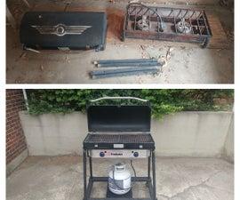 Grill Quick Restoration