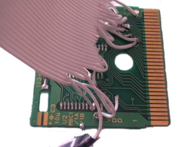 Wiring the Cartridge