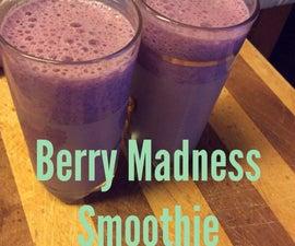 Berry Madness Smoothie