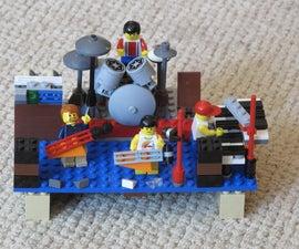 Lego Rock-Band Stage