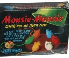 Cork N' Beans Game (AKA Mousie Mousie)