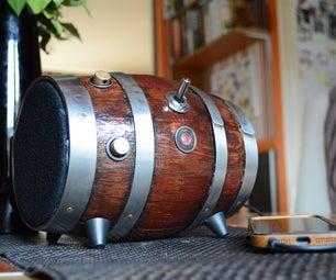 Barrel Speaker