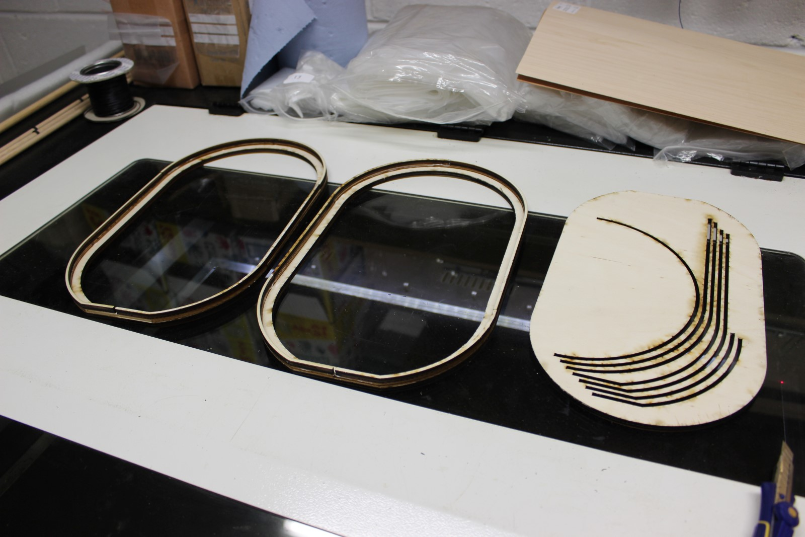 Picture of Oval Frame