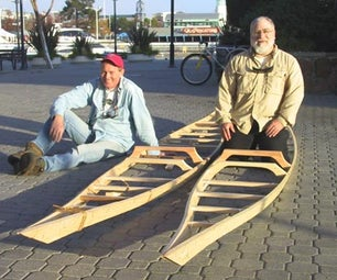 Build a Greenland Kayak Part 3