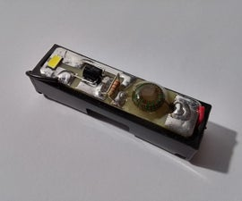Itty bitty Joule Thief
