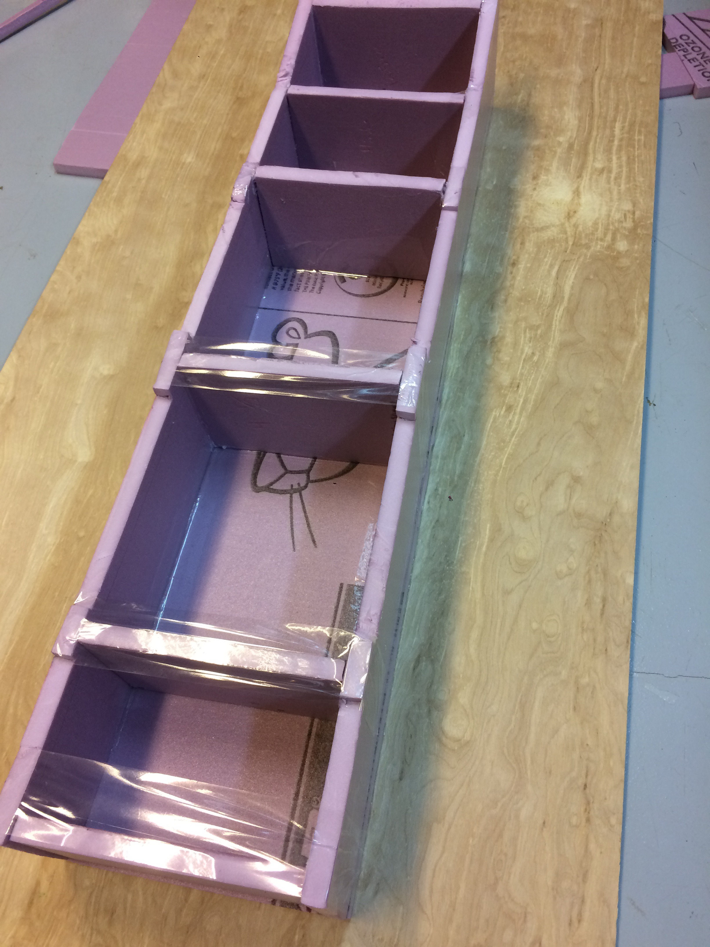 Picture of Mold for Glueing