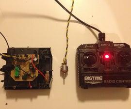 Remote control iPhone recording