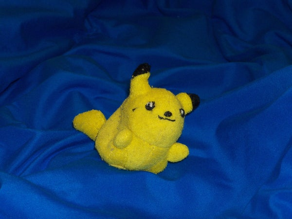 Count Peskula the Pikachu. Aka Count Pikachu.