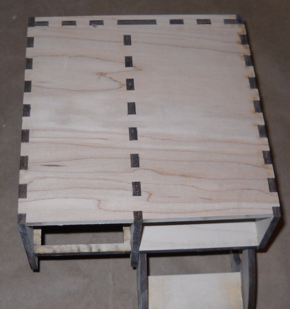 Picture of Assemble the Cabinet (Part 2)