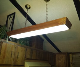 Fluorescent to LED conversion under $30