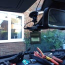 hardwire a dashcam, cheap and quick - Vauxhall zafira