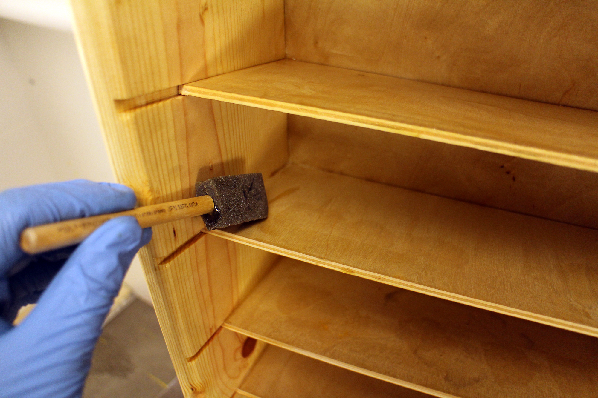 Picture of Sealing the Shelf
