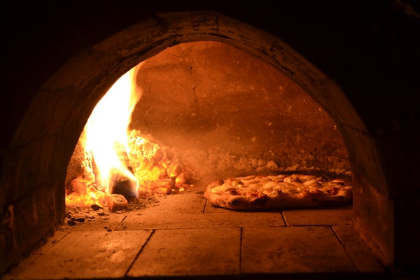 Wood Fired Clay Pizza Oven Build (With Pizza Recipe)