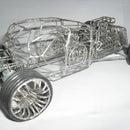 Speaker Wire Sculptures