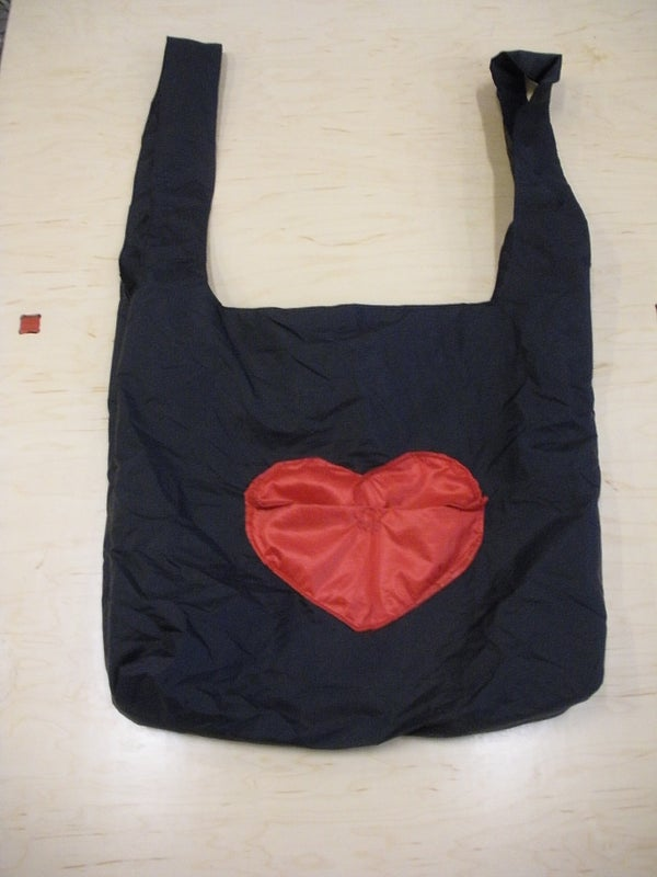 Making a Fold Away Grocery Bag