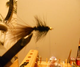 Tying a Wooly Bugger for Fly Fishing