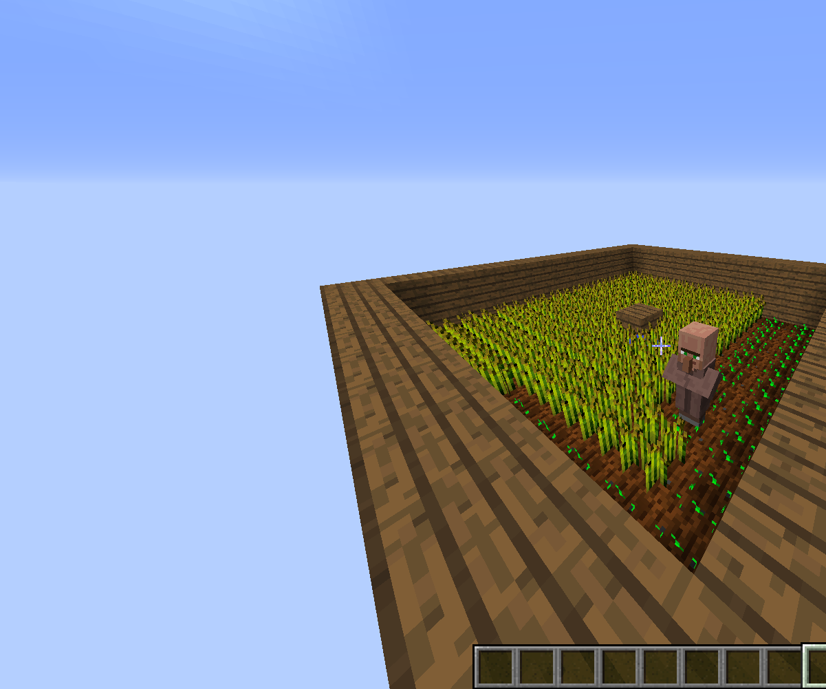 How to Make an Easy Automatic Farm: 11 Steps