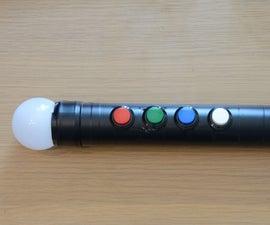 RGB LED Light Writing Wand