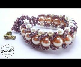 """Scarab"" Bracelet | How to Tutorial"