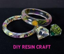 DIY Resin Craft