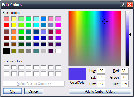 Picture of Making Your Own Color