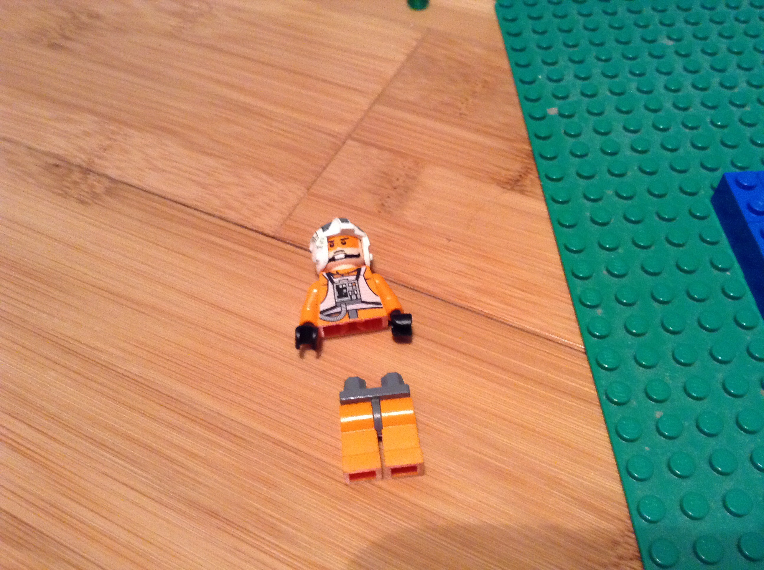 Picture of Step Four: Lego Man in Portal
