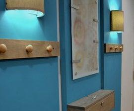 DIY Decorative Wall Panels