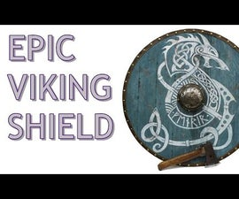 Epic Viking Shield