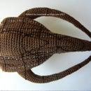 Farscape Moya Starship Crochet Pattern