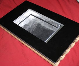 Recycled, Affordable, Portable Light table