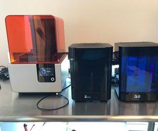 Autodesk Workshop Guide: Form 2 3D Printer
